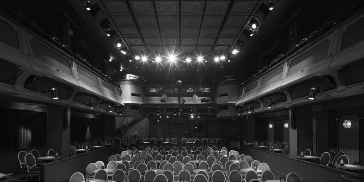 Das Bild eines Theatersaals